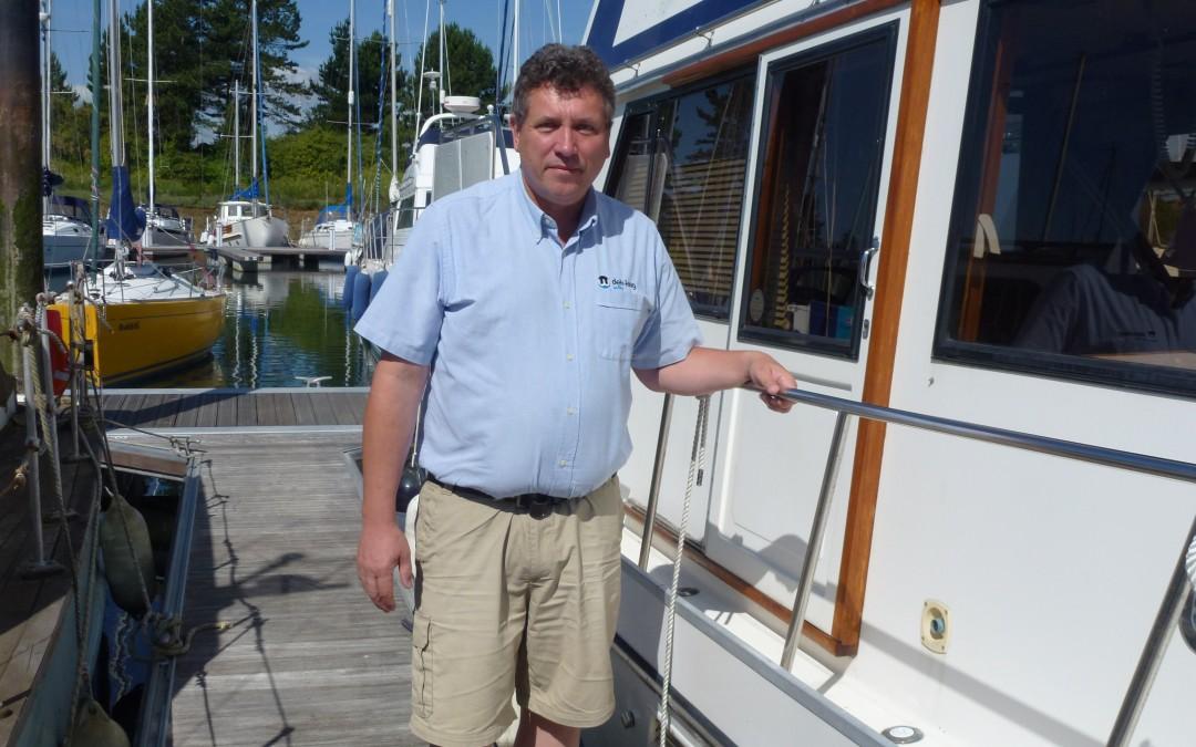 Spotlight on… Victor Aspey – Managing Director