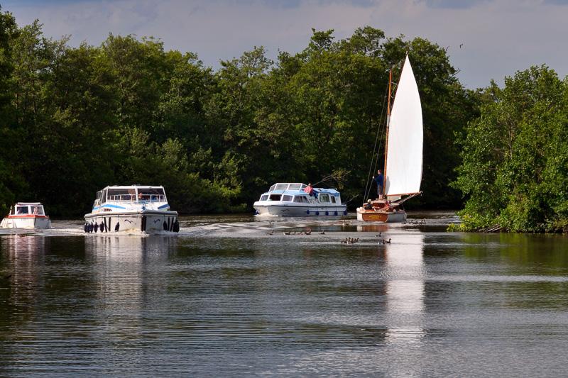 Boat Decking Installers East England - Norfolk Broads